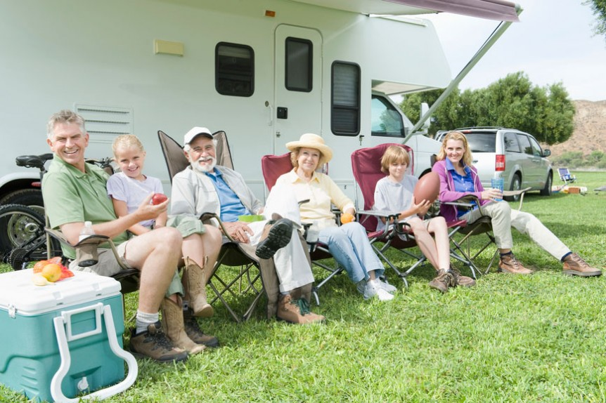 RV Campgrounds ideal for children