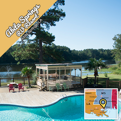 Abita Springs RV Resort